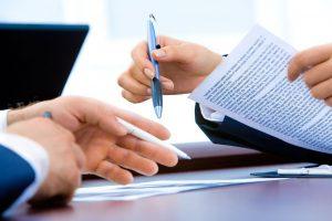 חתימה על הסכם מכר